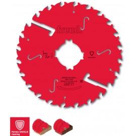 LM01 Rozmítací kotouč s vyklizovacím zubem se sníženou šířkou řezu