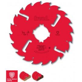 LM03 Mehrfachsägeblätter mit reduzierter schnittbreite und räumern