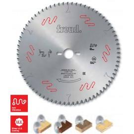 LU2B Řezací kotouče pro řezání dřevěných desek a kompozitů