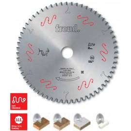 LU2F Řezací kotouče pro řezání dřevěných panelů, kompozitů a plastů