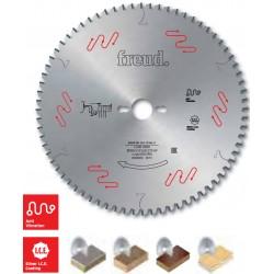 LU3E Sägeblätter zum schneiden von beidseitig beschichteten platten