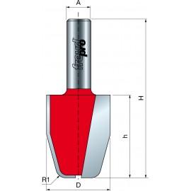 99- Abplattfräser vertikal